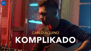 Carlo Aquino | Komplikado | Official Music Video