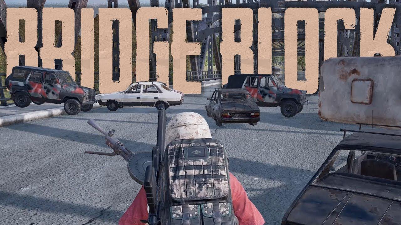 PUBG - The Art of the Bridge Block (Playerunknown's Battlegrounds) thumbnail