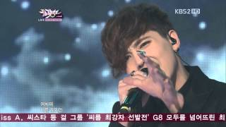 Music Bank ♬ FT Island - Severely.