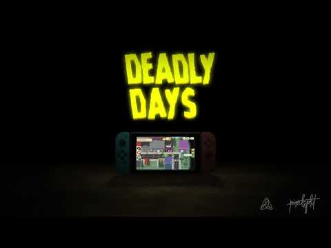 Deadly Days | Nintendo Switch Announcement Teaser