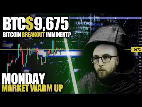 🔴Breaking Bitcoin Live🔴 Crypto – FOREX – Metals Analysis! Monday Market Delta!