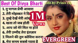 Best of Divya Bharti Hindi  Songs Evergreen songs 33