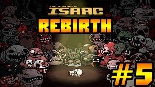 Прохождение The Binding of Isaac: Rebirth - АД И КОТ #5