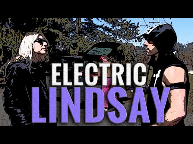 The Following Announcement - Electric Lindsay
