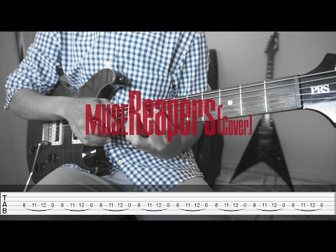 """Muse """"Reapers"""" (Cover + Tabs)"""