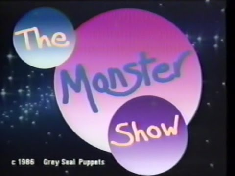The Monster Show - Grey Seal Puppets