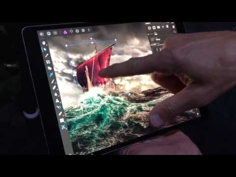 Apple's new iPad Pros get speed and a new size