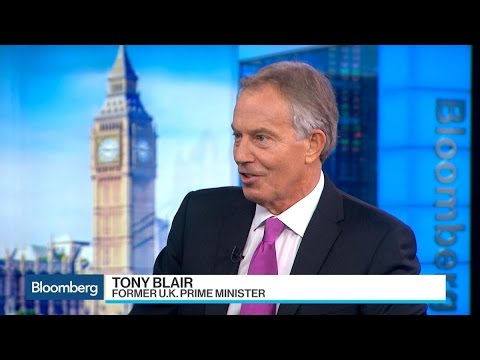 Tony Blair Sees Reality of Brexit Pain Changing Minds