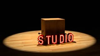"BLENDER ANIMATION 3552 STUDIO ""JACK IN THE BOX"" ANIMATED LOGO"