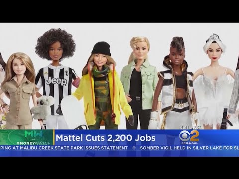 Mattel To Cut 2,200 Jobs