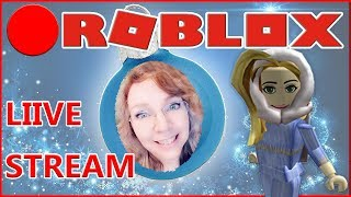 🎄Mrs. Samantha Live Stream Roblox ! Friend Spot Giveaway! Every 25 LIKES! Merry Christmas! 🎄