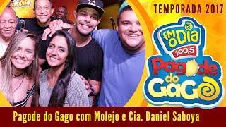 Hipnotiza - Molejo Part. Cia. Daniel Saboya (Pagode do Gago)