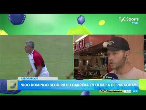 """Nicolás Domingo: """"Voy A Extrañar Muchísimo A Independiente"""""""