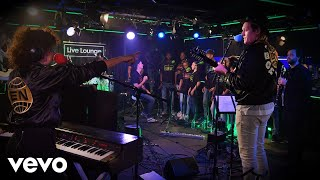 Arcade Fire - Green Light (Lorde cover) in the Live Lounge