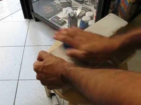 Rilucidare un marmo rovinato dall acido o un anticalcaree youtube