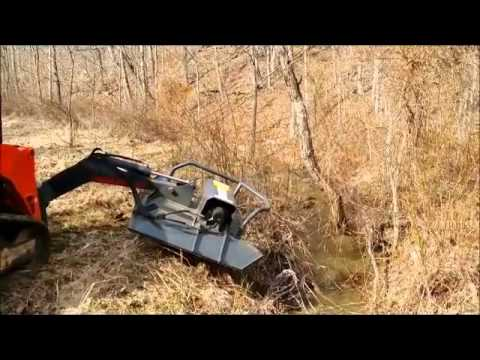 Spartan Equipment Articulating Brush Cutter 2 Youtube