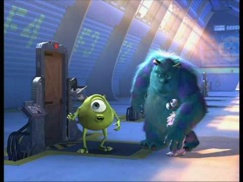 Monster's Inc Blooper