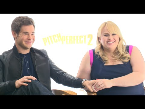Rebel Wilson and Adam DeVine on Fat Amy and Bumper's Sexual Chemistry