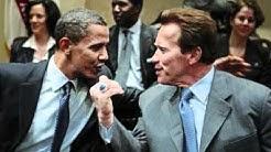 Arnold Schwarzenegger calls AAA