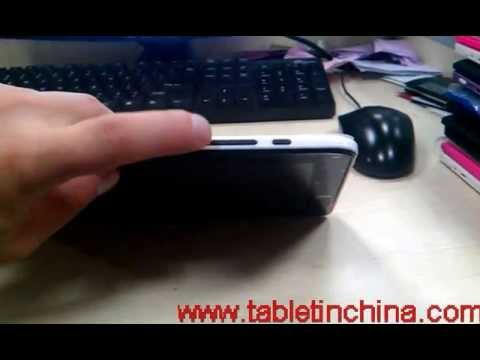 9 inch 8GB Allwinner A13 Android 4 0 T900 root method