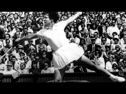 Billie Jean King interviewed by Simon Mayo and Mark Kermode