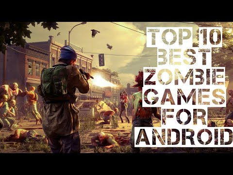 Top 10 Best Zombie Games For Android 2019 | High Graphics