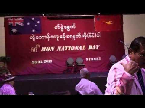 Burmese Radio BCBG, Mon National Day 2013-Sydney