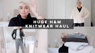 H&M KNIT WEAR HAUL ALL UNDER £…