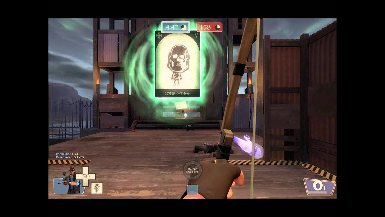 Team Fortress 2 Halloween 2012 Guide (Merasmus) - YouTube