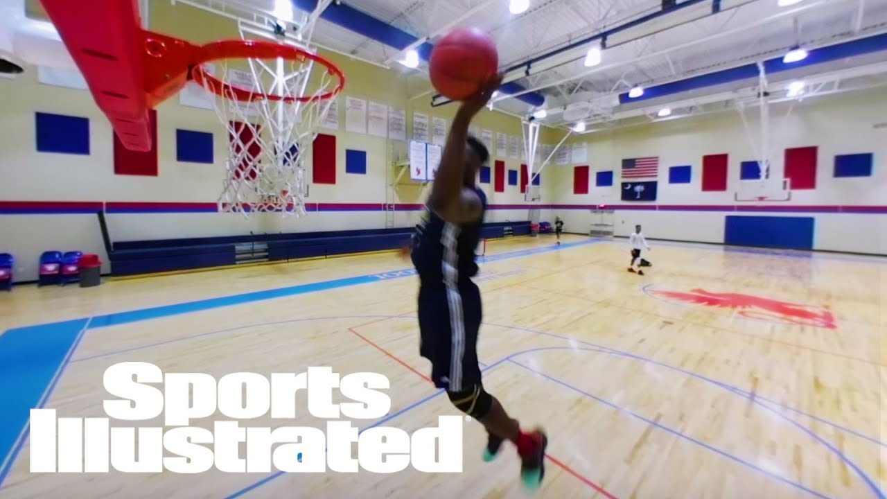 Zion Williamson Dunk 360 Compilation: The Dunking GOAT? | 360 Video | Sports Illustrated