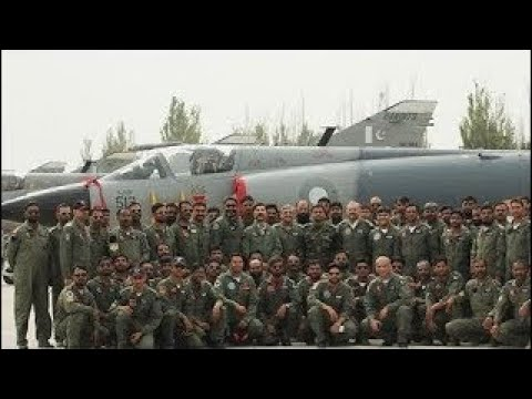 China, Pakistan Air Forces Launch Joint Training Exercise