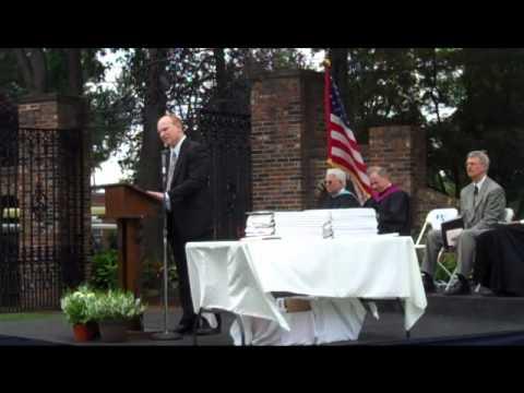 Howard Yermish - 2011 Commencement Speaker