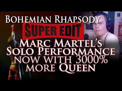 Marc Martel - Bohemian Rhapsody  REDUX - EXTRA Queen