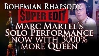 Gambar cover Marc Martel - Bohemian Rhapsody  REDUX - EXTRA Queen
