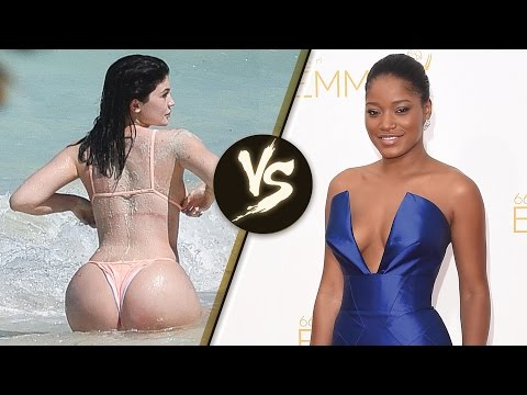 Keke Palmer Blasts Kylie Jenner For Plastic Surgery