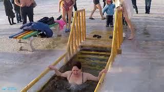 Крещение-2019, Биробиджан