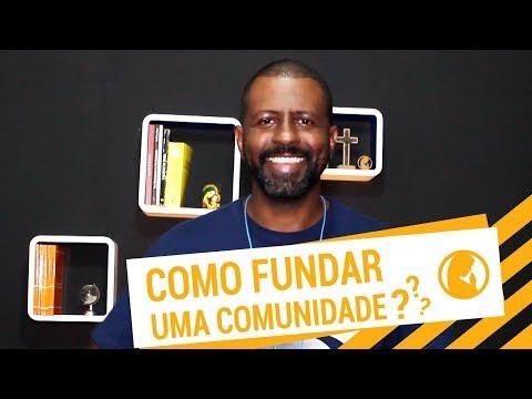 É SÓ ALEGRIA // COMO FUNDAR UMA NOVA COMUNIDADE? #7 // Eduardo Badu