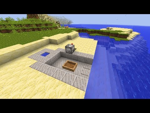 Minecraft   Cheap And Easy Dock Design