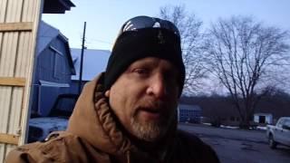 Broken 8530 John Deere