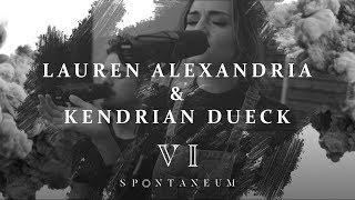 Spontaneum Session 6  |  Lauren Alexandria & Kendrian Dueck  |  Forerunner Music