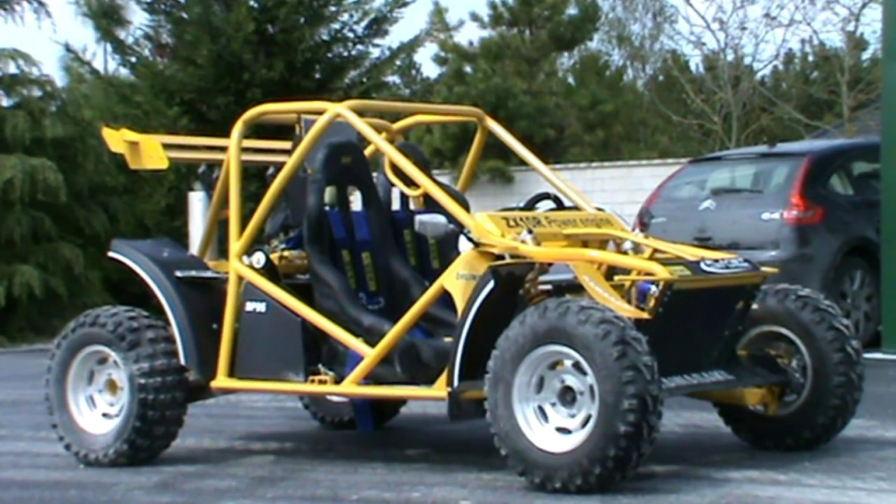 Kart Cross Buggy Build Buggy Zx10r Homemade
