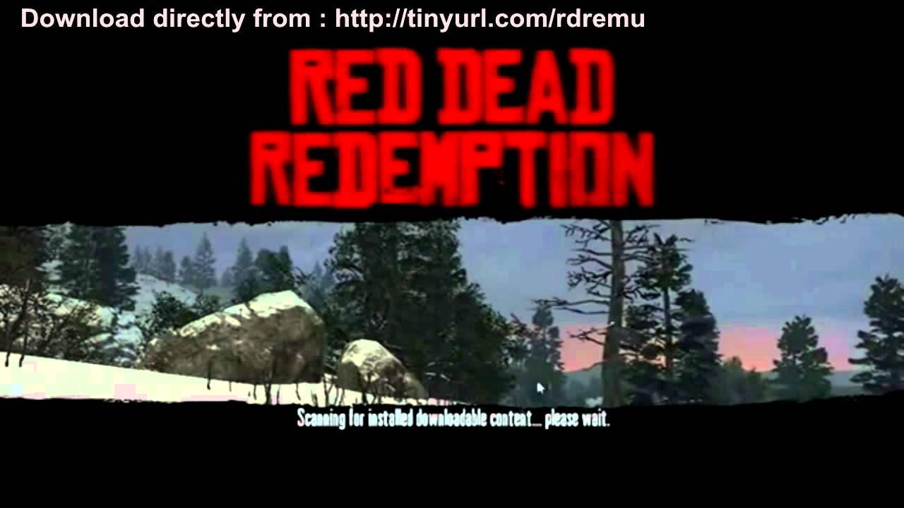 Red dead redemption pc emulator free test download youtube publicscrutiny Images