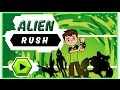Ben 10 Alien Rush Game | Cartoon Network