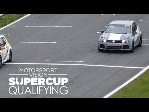 VW Golf TDI Qualifying - Round 6 - MSV SuperCup - Brands Hatch Indy - Darkside Developments