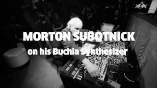Studio Science: Morton Subotnick On His Buchla Synthesizer