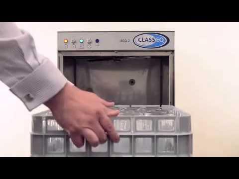 Classeq Eco 1 Eco 2 Eco 2 Glasswashers