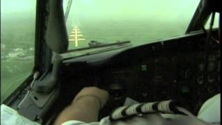 Kerry Bad Weather 727 Landing