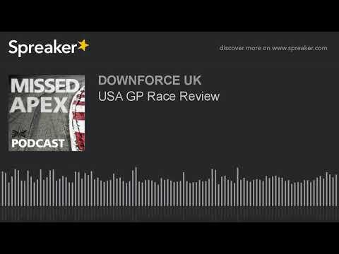USA GP Race Review