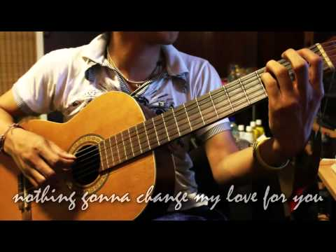 Nothing gonna change my love for you ( Easy arrange) - Mrpook (Includes tab)