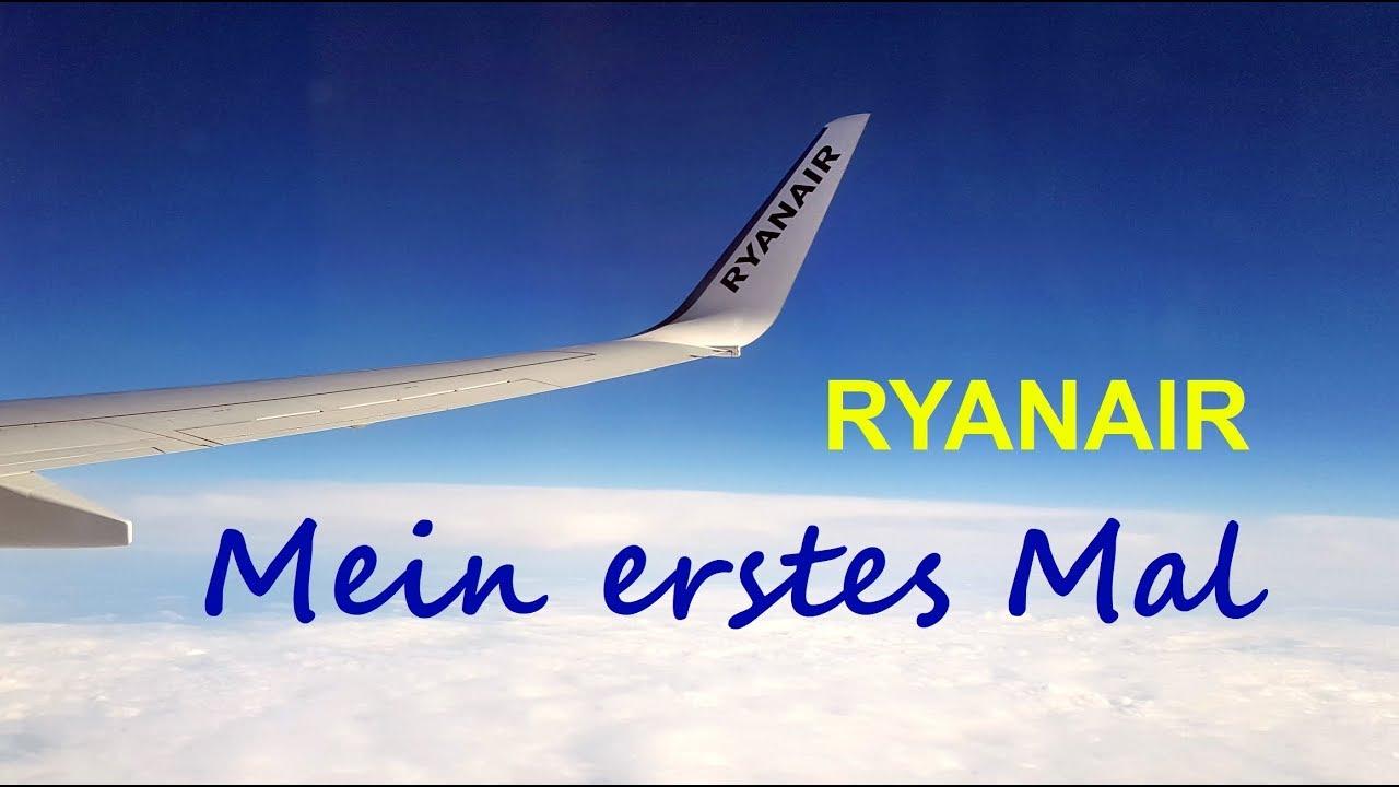 Mein erstes Mal… mit Ryanair | OnTour #4 - YouTube